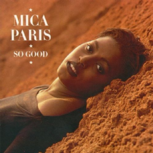 Mica Paris - So Good (LP) (VG-EX/EX)